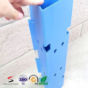 PP Corrugated Plastic Sheet for Plant Protection pictures & photos