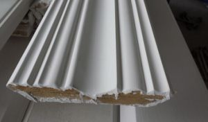 Primed MDF Cornice Moulding /Corner Moulding pictures & photos