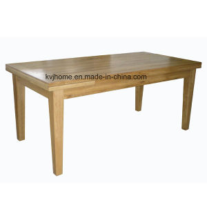 Solid Oak Furniture / Extension Dining Table (OF-316) pictures & photos