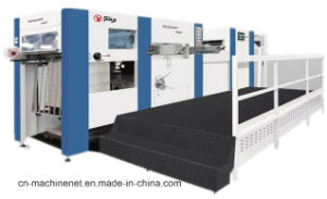 Master Hand Corrugated Hot Stamping Embossing Equipment