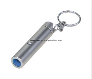 Aluminum LED Keychain LED Flashlights (FK-3002)
