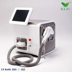 Portable Diode Laser 808nm Hair Removal Machine/Laser Hair Removal/Permanent Hair Removal