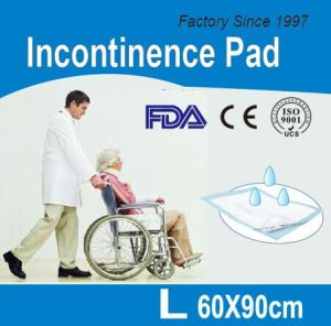 OEM Disposable Adult Incontinence Underpad pictures & photos
