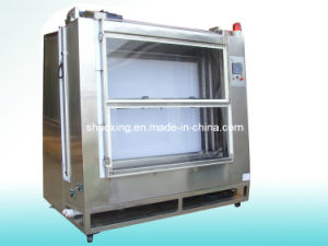 Automatic Screen Developing and Washing Booth pictures & photos