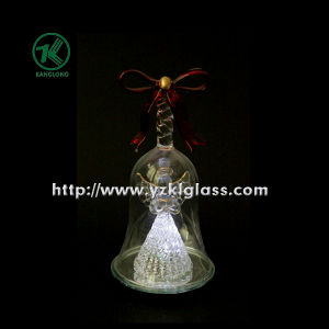 Glass Angle in Bell for Home Decoration pictures & photos
