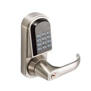 Bluetooth Door Lock with Keypad Password Smart Door Lock pictures & photos