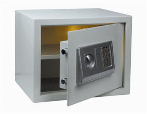 Electronic Safe with LED Digital Panel pictures & photos