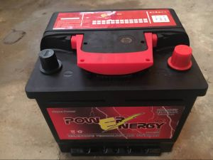 DIN45mf 12V45ah Maintenance Free Lead Acid Car Storage Battery pictures & photos