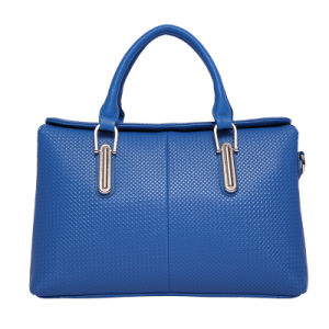 2017 High Quality Fashion Designer Leather Lady Tote Brand Handbag pictures & photos