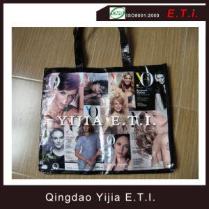 Laminated Non-Woven Shopper Tote Bag pictures & photos
