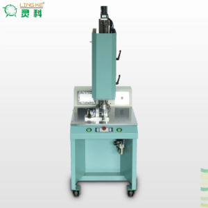 Ultrasonic Rotating Machine for Plastic Cup Welding pictures & photos