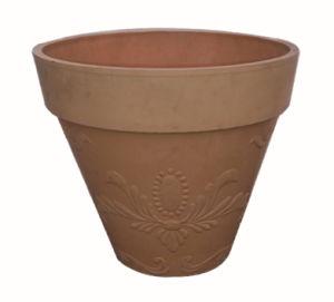 Recycled Plastic Flower Pot (10EDB35)