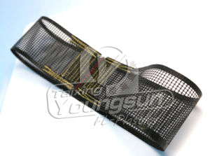 PTFE Coated Fiberglass Open Mesh Conveyor Belt pictures & photos