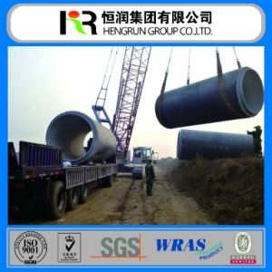 Pccp Pipe Steel Cylinder Pipe/China Pccp Pipe pictures & photos