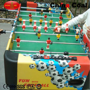 Black or Brown Mini Soccer Football Game Table pictures & photos