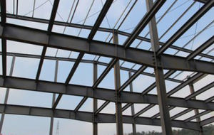 Light / Heavy High Rise Steel Structure pictures & photos