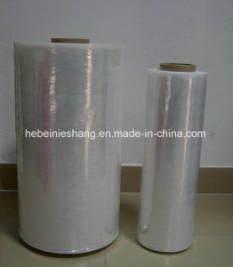 Casting LLDPE Manual and Automatic Stretch Film pictures & photos