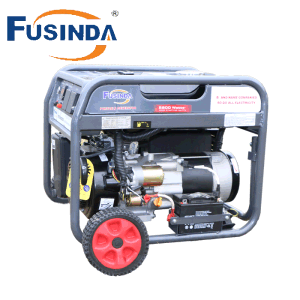 3kw 3000W Portable Gasoline Saso Generator (FD3600E) pictures & photos
