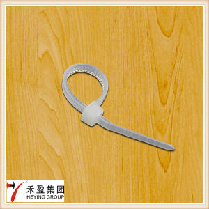 Nylon 66 PA Plastic Self-Locking Cable Tie pictures & photos
