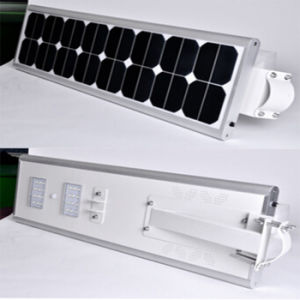 Manufacturer Supply Outdoor 60W Integrated Solar Street Garden Light for Outside pictures & photos