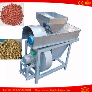 Dry Method Gt-4 Roasted Peanut Peeling Peeler Shell Machine pictures & photos