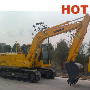 World Brand 15ton Digging Excavator for Sale pictures & photos