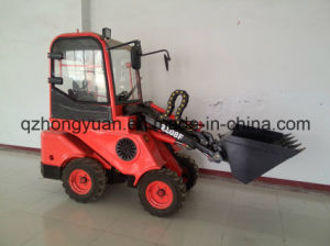 Hym Machinery Hy620 Mini Telescopic Loader with 600kg Capacity pictures & photos