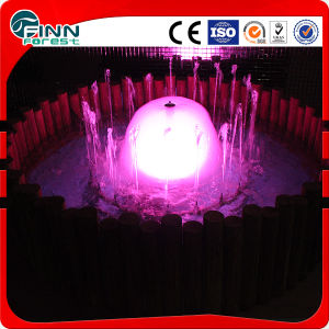 Mushroom Shape Music Style Gaden Decoration Indoor Fountain pictures & photos