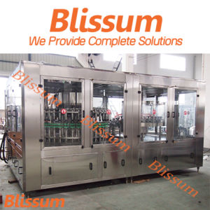 High Quality Alcohol Filling Packing Line pictures & photos