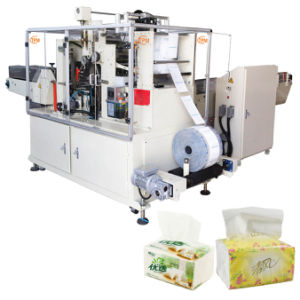 Facial Tissue Production Line for Napkin Packing Machine pictures & photos