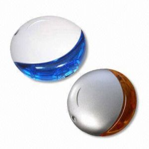 OEM Logo Printing Plastic USB Flash Disks pictures & photos