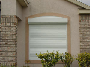 Electric Roll up Door pictures & photos