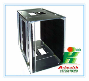 ESD Antistatic Shelf of PCB SMT Magazine Rack for PCB Storage pictures & photos