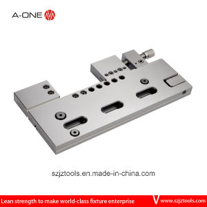 Manual Adjustable Steel Precision Wire-Cut Vice pictures & photos