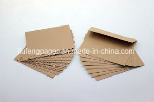 Kraft 110GSM Envelope & 210GSM Card pictures & photos