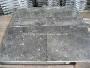 Chinese Silver Grey Marble for Floor Tile Slab pictures & photos