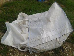 White Color Ukraine PP Bulk Bag PP Big Bag pictures & photos