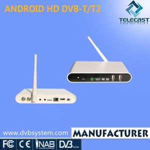 Android HD DVB-T/T2 STB (DT2HA)