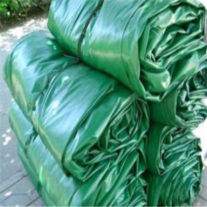China Supply 220g Plastic Cover PE Tarpaulin pictures & photos