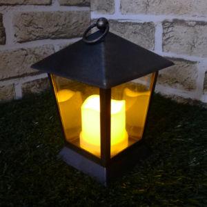 Little Unique Gold Finish Lantern