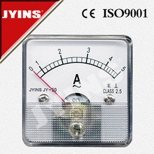 AC DC Analog Panel Ammeter (JY-50-Ammeter) pictures & photos