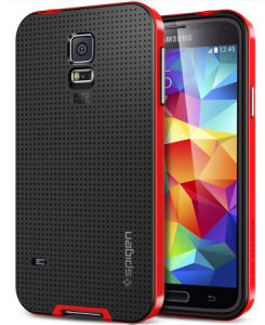 Neo Hybrid Spigen Sgp Case for Galaxy S5