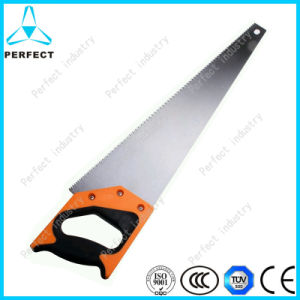 65mn Hand Saw with Plastic Handle pictures & photos