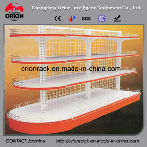 Metal Heavy Duty Supermarket Rack Shelf pictures & photos