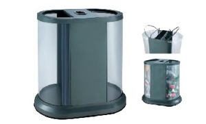 Hot Sale Stainless Steel Dustbin (DK159) pictures & photos