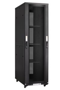 2016 New Sever Network Cabinet with Arc Vented Door pictures & photos