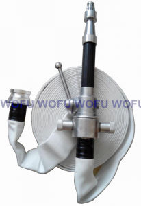 Fire Hose with Coupling and Branch Pipe pictures & photos