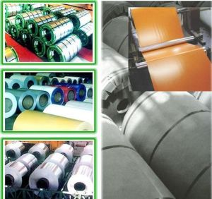Prepainted Galvanized Steel Coil Galvanized Metal Sheet PPGL Factory pictures & photos