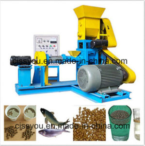 400kg\H Non-Sinking Fish Feed Pellet Making Mill Machine pictures & photos
