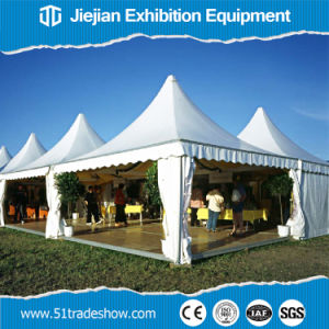 10 People Outdoor Garden Tent Aluminum Frame PVC Cover pictures & photos